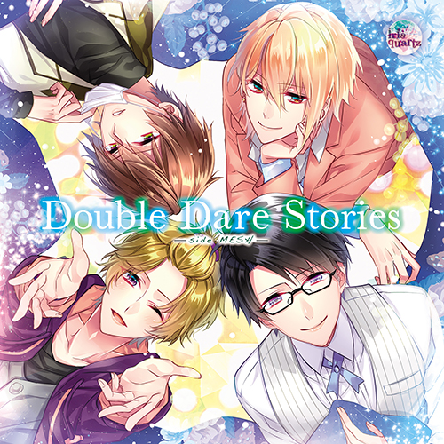 【配信販売開始】『DOUBLE DARE STORIES』side MESH