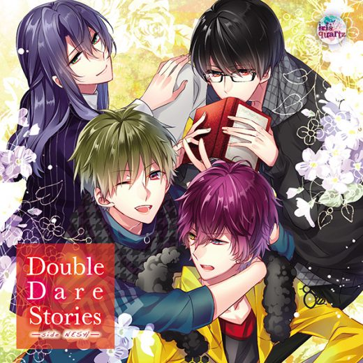【配信販売開始】『DOUBLE DARE STORIES』side NESH